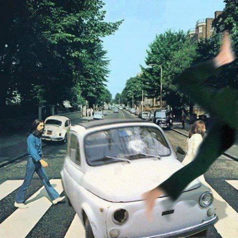 abbey bloody road
