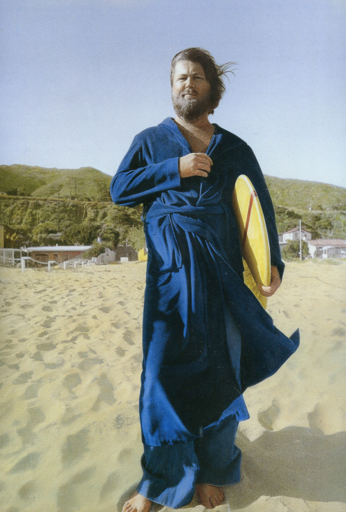 Brian Wilson par A Leibovitz, 1976
