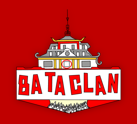 Playlist Bataclan 12 11